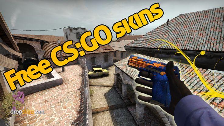 P2000 | Fire Elemental - Free CS:GO skin