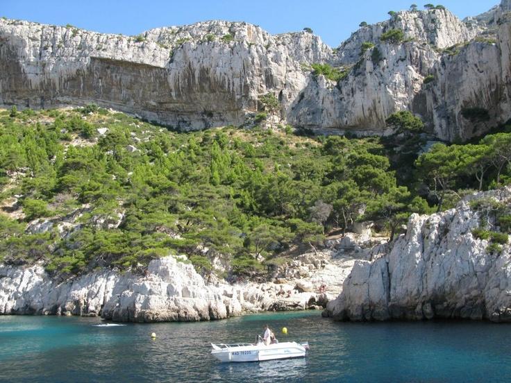Calanques, Bouches-du-Rhône, Provence-Alpes-Côte d'Azur - L'été et son plein de nouveautés avec l'iDTGV - Bon plan voyage de Belvedair à partir de 19€