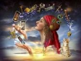 tarot card reader SA-