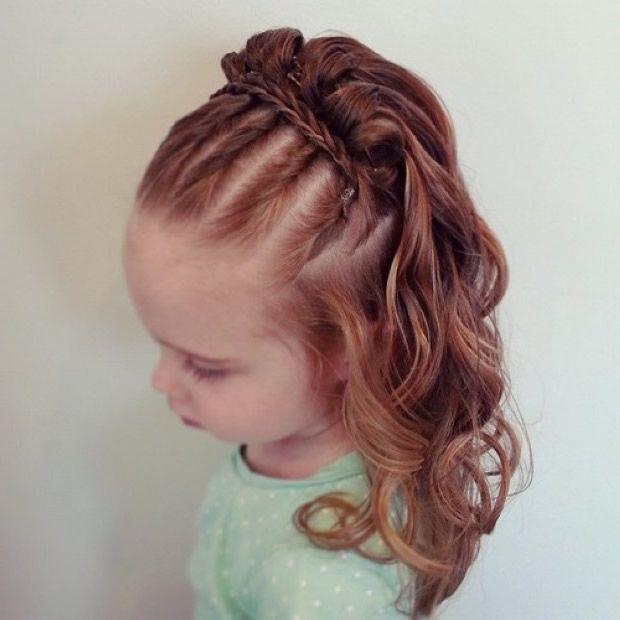 22 best images about peinados para ni as on pinterest - Peinados de ninas ...