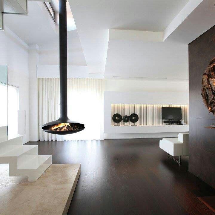 Calidez en un espacio minimal. #IdeasenOrden #closets #decoracion