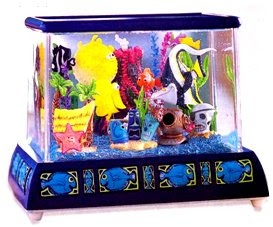 Disney Snowglobes Collectors Guide: Finding Nemo Fish Tank Snowglobe