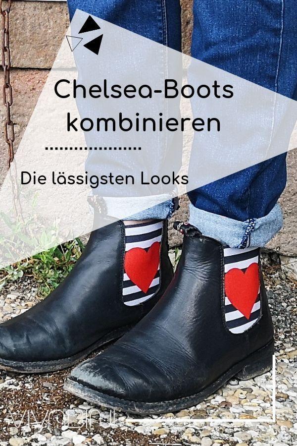 Chelsea Schuhe haben sich zum richtigen Kultschuh entwickelt