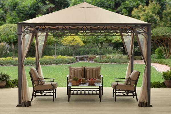 Best 20+ Gazebo Replacement Canopy Ideas On Pinterest