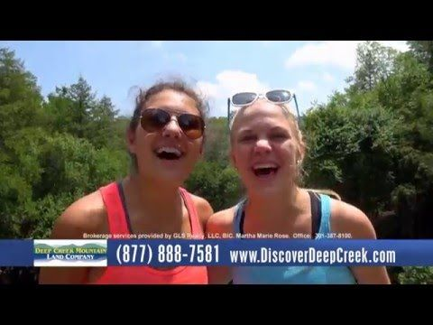 Deep Creek Mountain Land for Sale in Maryland