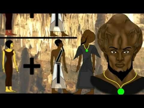 Supreme Black Gods Revealed 2015! Scientist!!! DNA Masters!!!