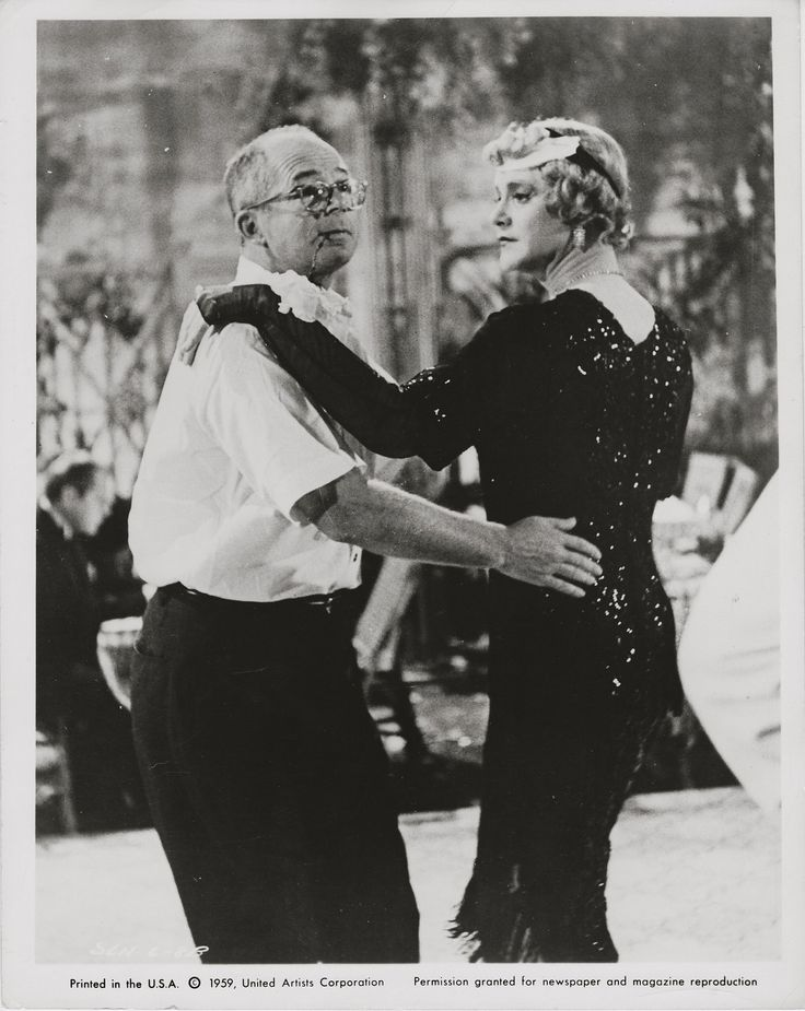 Director Billy Wilder and Jack Lemmon on the set of Some Like It Hot, 1959