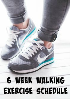Starting any exercise program can be daunting. I say keep it simple so you will be more likely to stick to it. The simplest form of exercise that I can think of is walking. All you need is a pair of  walking shoes and a plan. So grab your shoes and print out this  walking weight loss schedule and just do it. You will feel better before you know it.