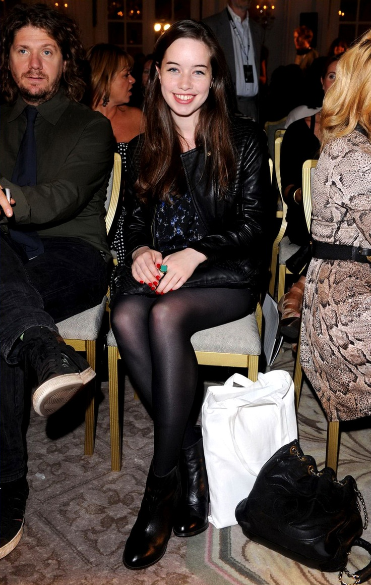 Anna Popplewell In Pantyhose - More Pictures Here Http -3699