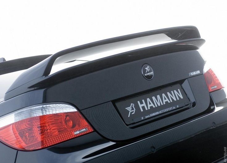 2006 Hamann BMW M5 Widebody Race Edition Bmw m5