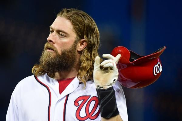 The Washington Nationals placed outfielder Jayson Werth on the 10-day disabled list retroactive to June 4 with a bruised left foot and called up outfielder/infielder Ryan Raburn from Triple-A Syracuse on Monday.  The Nationals also designated right-handed pitcher Rafael Martin for assignment,... - #DL, #Jayson, #Nationals, #Place, #Recall, #TopStories, #Washington, #Werth