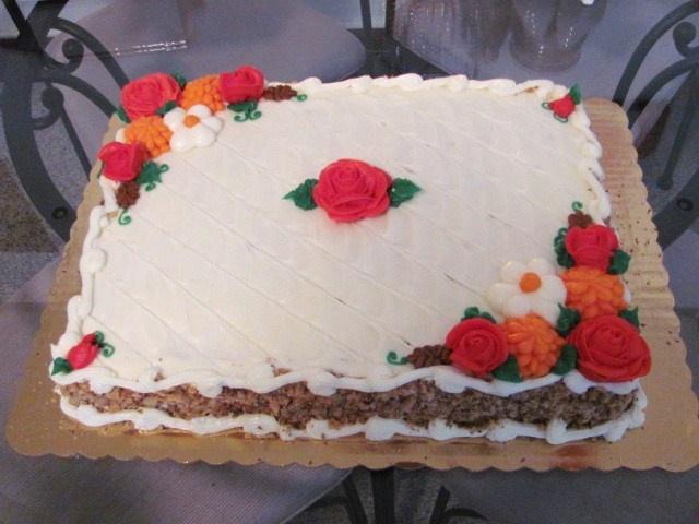 Fall Cake - Erin Miller Cakes - https://www.facebook.com/erinmillercakes