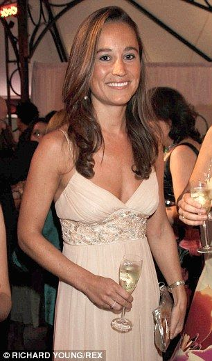 Pippa Middleton is receive an award after passing a course in wine tasting  http://it-supplier.co.uk/