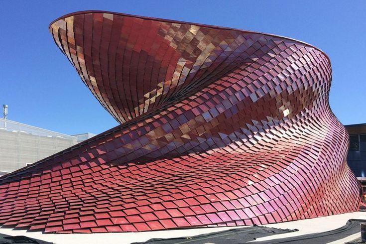 Vanke Pavilion at Expo Milano 2015, Milano, 2015 - Studio Daniel Libeskind