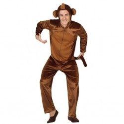 Disfraz de #Mono #Monkey adulto. #mercadisfraces #tienda de #disfraces #online disponemos de disfraces #originales perfectos para #carnaval.