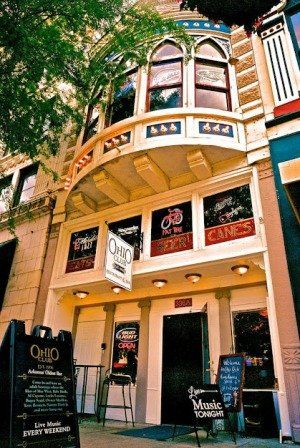 The Ohio Club in Hot Springs Arkansas. Al Capone, Bugsy Segel, Bugs Moran, Lucky Luciano, just to name a few of the gangsters who hung around here and it was also visited by many Major League Ball players since they had springs training in Hot Springs in the early 1900's. Babe Ruth was the most famous to visit.