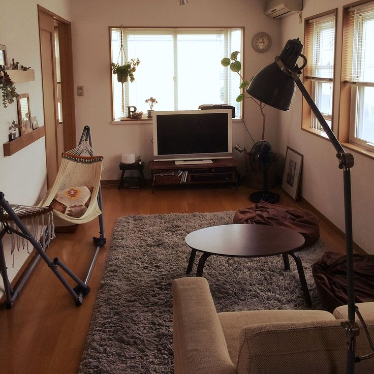 Lounge/観葉植物/無印良品/IKEA/アンティーク/レトロ...などのインテリア実例 - 2016-06-07 00:05:25