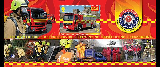 Isle of Man Fire and Rescue Miniature Sheet was issued in 2013. #fire #isleofman #stamps http://www.wopa-stamps.com/index.php?controller=country&action=stampIssue&id=7205