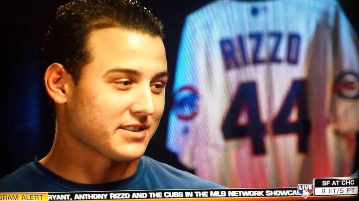 Rizzo & Bryant Talk To Bob Costas