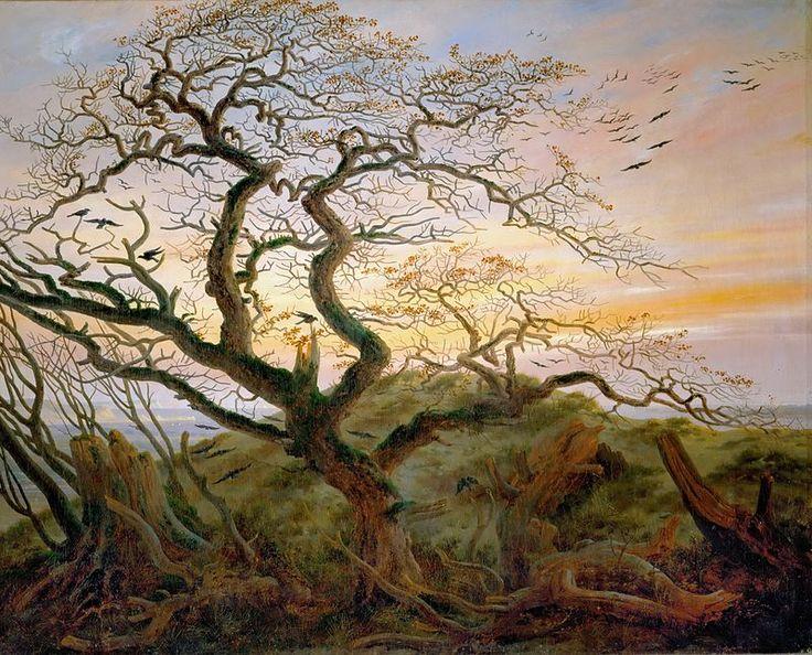 Caspar David Friedrich The Tree of Crows.jpg