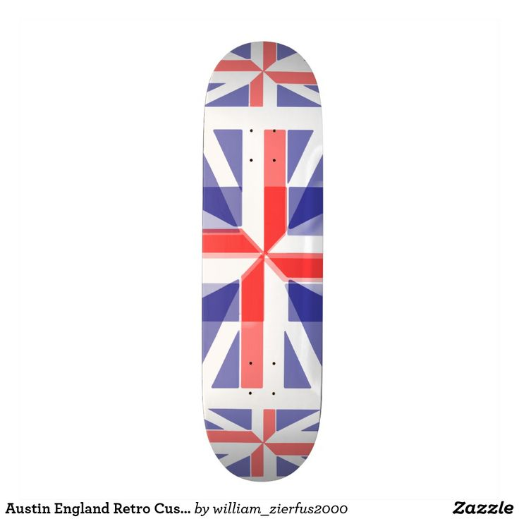Austin England Retro Custom Slider Pro Board