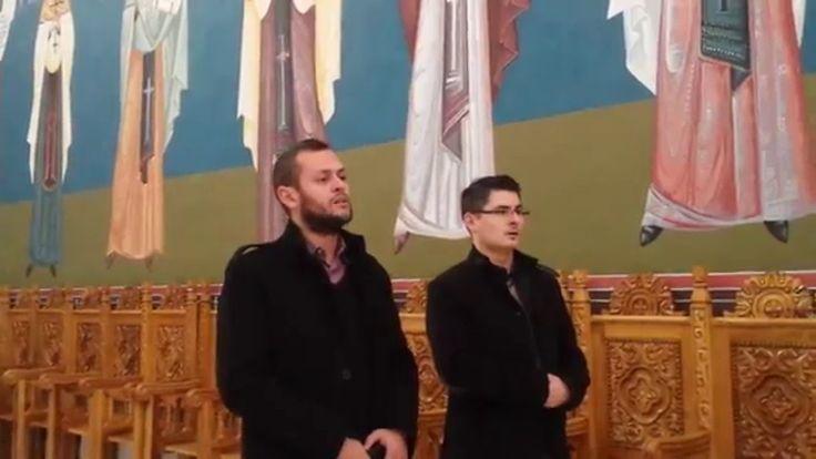 ZiarulClujean.ro - Călin Merca și Emil Floare: Vin colindătorii