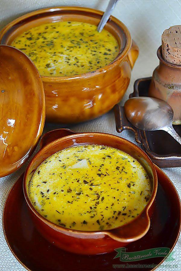 Reteta Ciorba de cartofi cu tarhon.Ciorba de cartofi dreasa cu smantana.Ciorba cu tarhon si cartofi.Ciorba ardeleneasca,Ciorba de cartofi cu tarhon