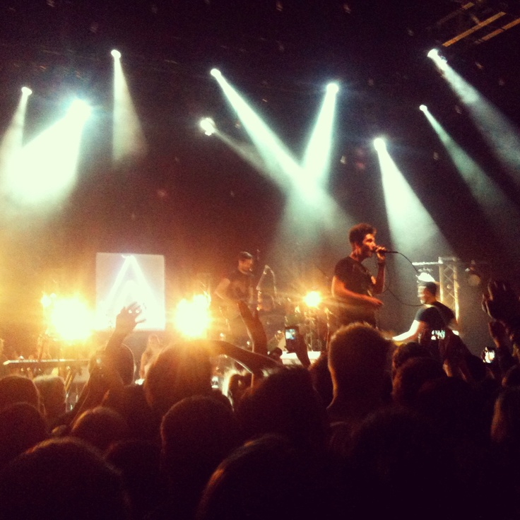 bastille concert in california