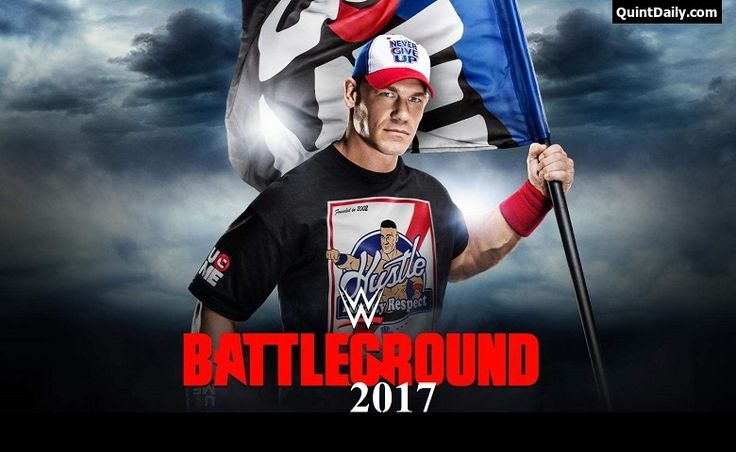 WWE Battleground 2017 Results-Battleground 2017 Results-WWE Battleground 2017 Winners-WWE Battleground Result 2017-Battleground 2017 Match Prediction-Live.