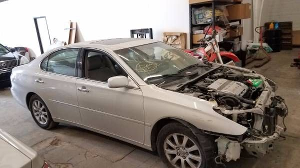 lexus es 300 ES330 parts too may to list Toyota/Lexus – auto parts – by owner