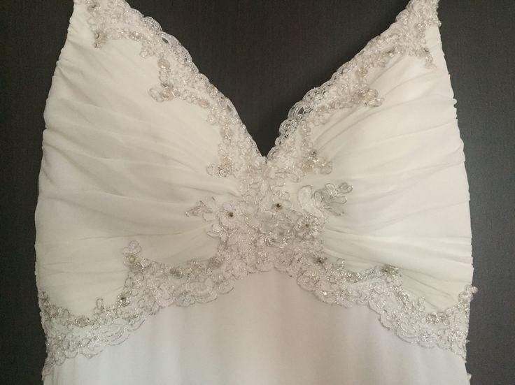 Wedding dress -details
