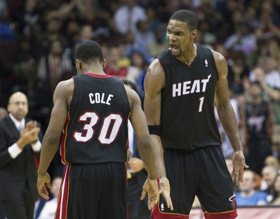Toronto Raptors won't need to worry about Dwyane Wade, Chris Bosh in Miami Heat game
