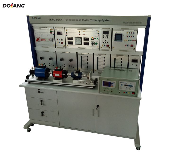 DLWD-DJSX-T Synchronous Motor Training System for Electrical Maintenance Skill Training