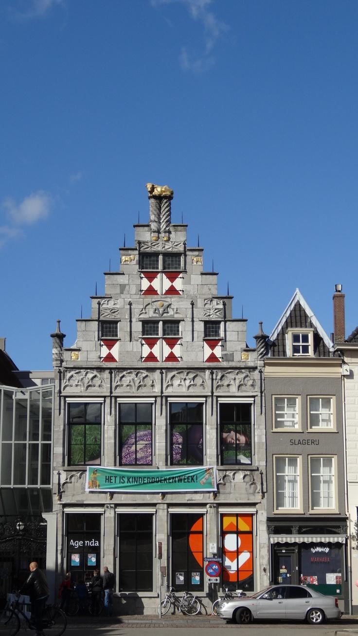 Monumentaal pand Groenmarkt