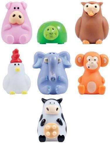 "2"" Animal Poppers Novelty Toy - 1000 Units"