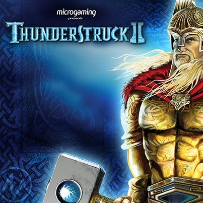 Join the mighty Thor and his buddies and play Thunderstruck II.