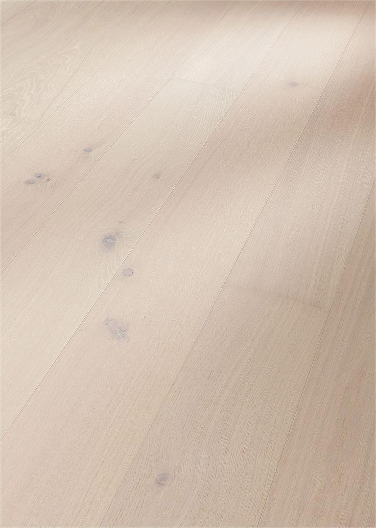 5300 42 8133 22 Meister Longlife-Parkett PD 550 Landhausdiele Eiche weiß lebhaft gefast gebürstet UV-geölt