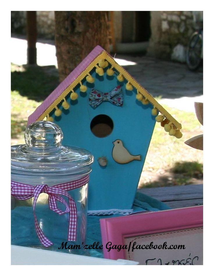 birdhouse- φωλια πουλιου