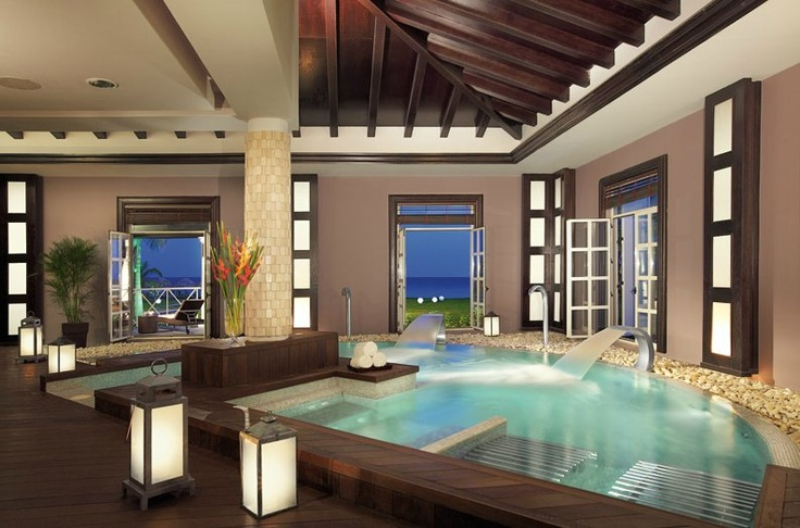 Secrets Wild Orchid Montego Bay - this is the spa