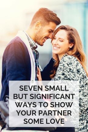 With the hustle and bustle of life, it can be difficult to feel connected to your partner. Show them love with small gestures. These little acts have big impact. Send simple and sweet text messages during the day, whether it's completely unexpected and random, or when your partner is having a tough day and needs it most. Give small gifts that show you are thinking about them, even if it's just a favorite snack or a photo of the two of you. Read on as eBay shares 7 small ways to show love.