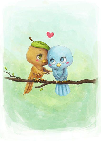 'Little Birds' by Alexandra Knickel