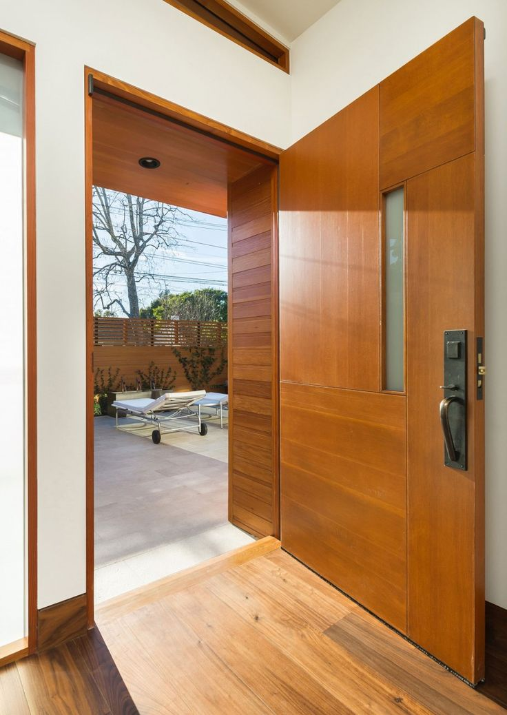 Westgate Residence by Kurt Krueger Architect & 29 best Doors Millwork images on Pinterest | Sliding doors ...