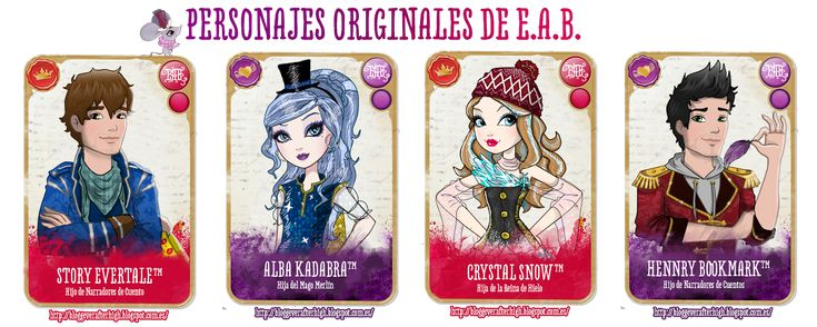 ever  after high way to wonderland dvd photos | OS PRESENTAMOS LOS....