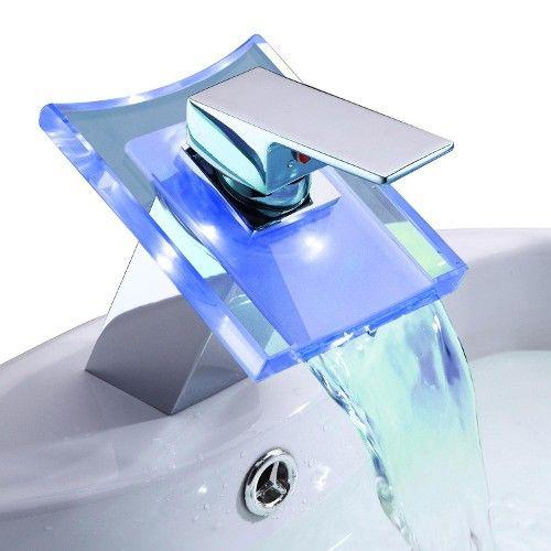 Ayaz L007 Led Şelale Cam Banyo Bataryası 169,90 TL ve ücretsiz kargo ile n11.com'da! Diğer Lavabo Bataryası fiyatı Banyo