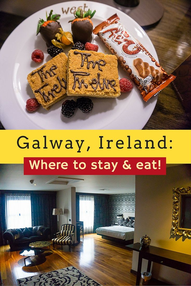 Planning travel around Galway, Ireland? Pop over to Barna to the Twelve Hotel, a place to stay that's perfect for foodies (amazing food!) and families (brilliant room set-ups).