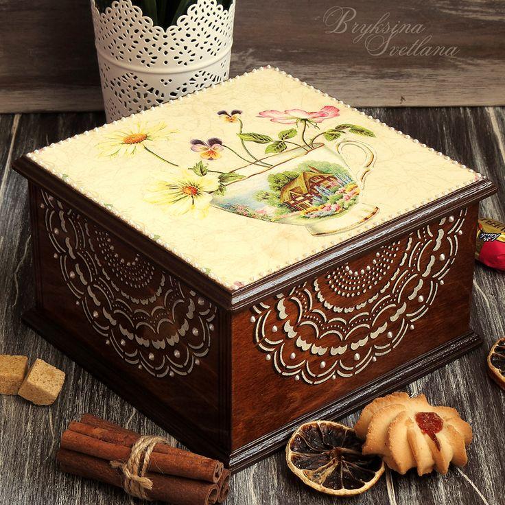 картинки на чайную шкатулку солист