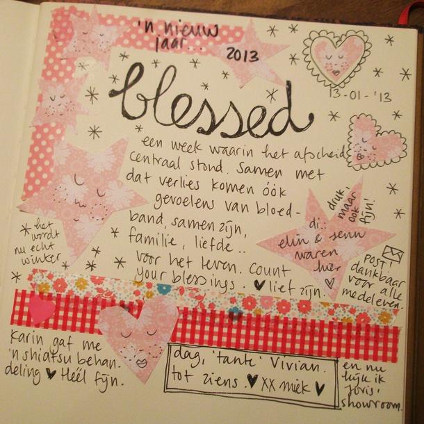 Blessings #1 2013