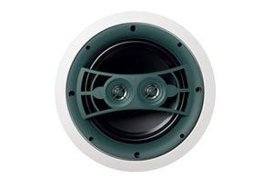 "Jamo I/O 8.52DVCA2 6"" In-Ceiling Stereo Single Indoor/Outdoor Speaker (Each) by Jamo. $99.95. Design The I/O 8.52DVCA2 is a 2-way in-ceiling speaker, part of the comprehensive Architectural Series, which consists of high-quality speakers at astonishingly affordable prices. A unique feature of the I/O 8.52DVCA2 is the ability to deliver top quality sound in damp conditions. For example, in a bathroom you can enjoy 2-channel sound from a single speaker, provided by th..."