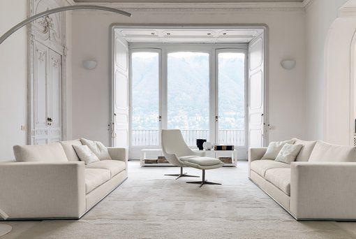 Biała elegancja  #white #armchair #italianstyle
