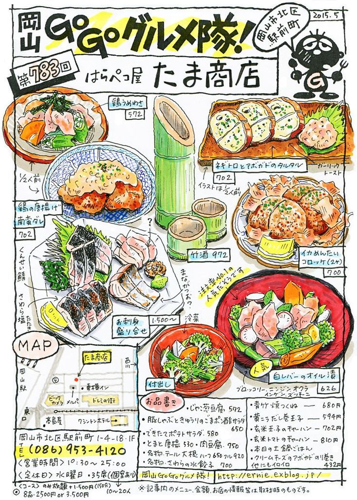 tama-shoten okayama japan 岡山市北区 はらペコ屋たま商店